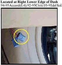 Honda moreover  on vehicle wiring harness definition